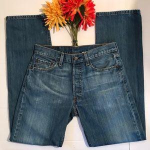 🆕Arrival/Vintage Levi's Button Fly 501 Jeans